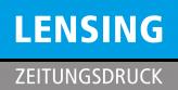 Lensing Zeitungsdruck Logo